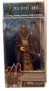 Resident Evil 4: Skull Monk