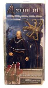 Resident Evil 4: Bald Monk