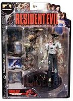 Palisades Resident Evil - Zombie Cop White