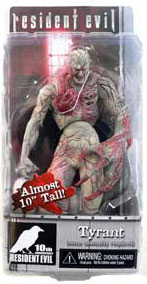 Resident Evil 10th Anniversary - Tyrant