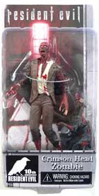 Resident Evil 10th Anniversary - Crimson Head Zombie