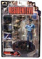 Palisades Resident Evil - Zombie Cop Blue