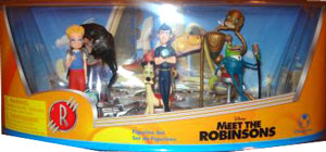 Meet The Robinson Figurine Set