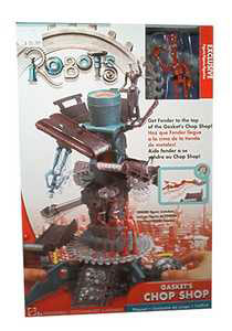 Playsets - Gasket Chop Shop