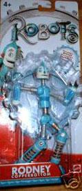 Rodney 6-Inch Figure