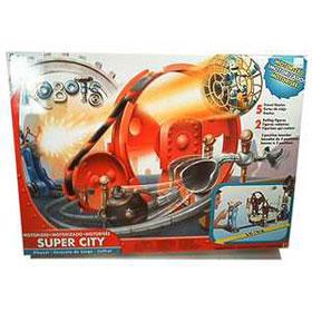 Playsets - Morotorized Super City
