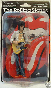 Rolling Stones - Keith Richards