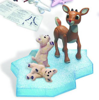 Rudolph and Bear Cubs