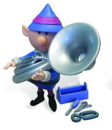 Tuba -Big- Elf