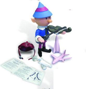 Violinist Boy Elf