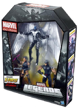 SDCC 2012 MARVEL LEGENDS: UNCANNY X-FORCE