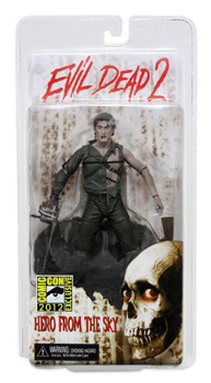 SDCC 2012 - Evil Dead 2 - Ash - Hero From The Sky