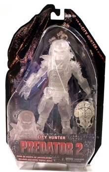 SDCC 2012 - Predator 2 - City Hunter Cloaked