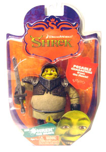 Sir Shrek The Brave