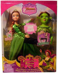 Shrek Princesses - Princess Fiona