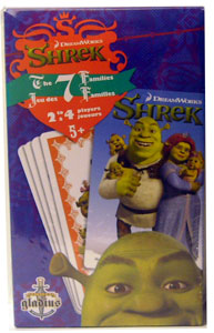 Shrek Games - The 7 Families