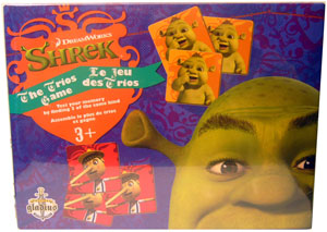 Shrek Games - The Trios
