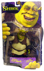 Mcfarlane - Dragon Battlin Shrek