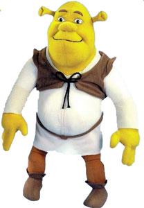 8-Inch Shrek Plush
