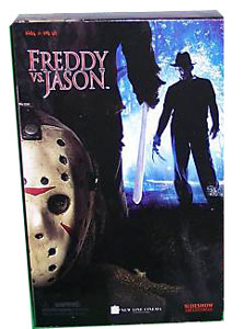 Sideshow Freddy Vs Jason: Jason Vorheese 12 Inch Figure