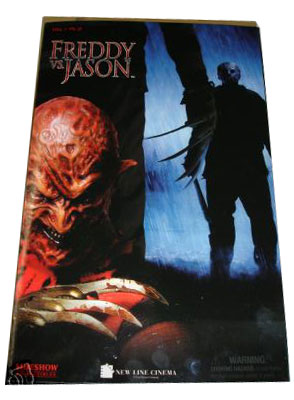 Sideshow Freddy Vs Jason: Freddy Krueger 12 Inch Figure