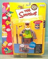 The Simpsons Captain McCallister
