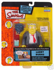 Simpsons - Larry Burns