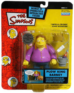 Simpsons - Plow King Barney