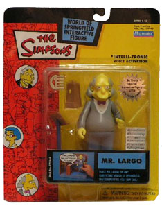 Simpsons - Mr Largo