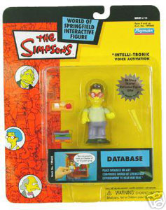 Simpsons - Database