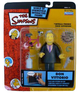 Simpsons - Don Vittorio