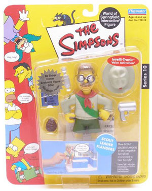 Simpsons - Scout Leader Flanders