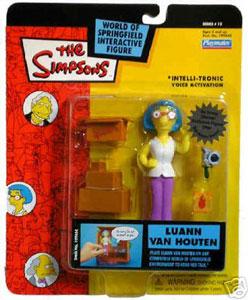 Simpsons - Luann Van Houten