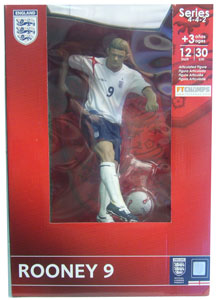 England - 12-Inch Rooney