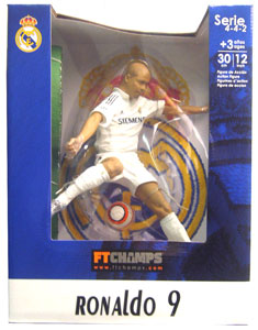 12-Inch Real Madrid - Ronaldo