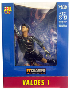12-Inch FC Barcelona - VICTOR VALD�S
