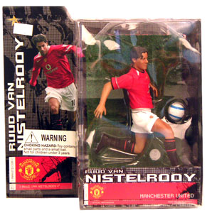 Manchester - Van Nistelrooy