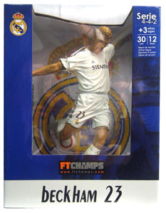 12-Inch Real Madrid - Beckham