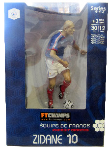 12-Inch Equipe De France - Zidane 10