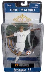 Real Madrid - Beckham