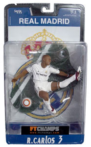 Real Madrid - Carlos