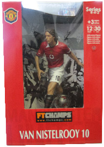 Manchester - 12-Inch Van Nistelrooy 10