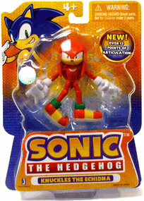 Sonic The Hedgehog - 3-Inch Knuckles