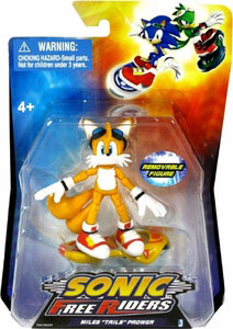 Sonic Free Riders - 3-Inch Tails