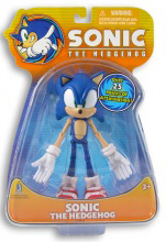 Sonic The Hedgehog - The Game - Super Poseable Sonic