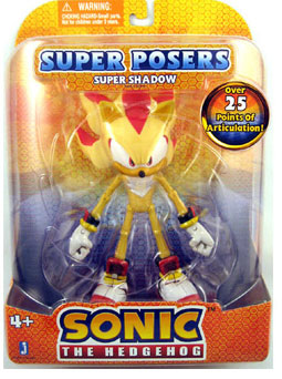 Sonic The Hedgehog - Super Poser Super Shadow