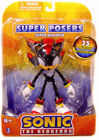 Sonic The Hedgehog - Super Poser Shadow