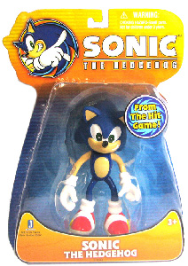 Sonic The Hedgehog - 5-Inch Sonic