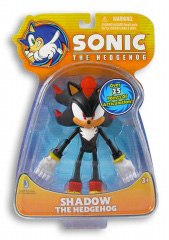 Sonic The Hedgehog The Game - Super Poseable Shadow