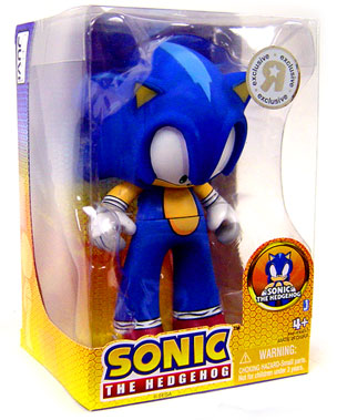 Sonic the Hedgehog - Juvi Vinyl Sonic